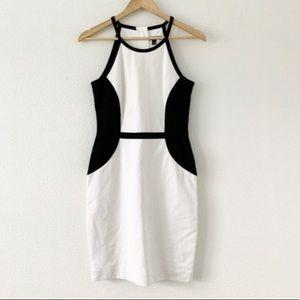 Banana Republic White Knee Length Bodycon Dress 2